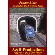 Pennsy Blues- Conrail in the Keystone State