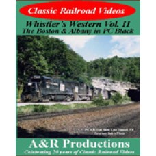 Whistler's Western- the B&A in PC Black
