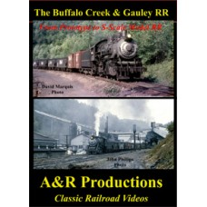 Buffalo Creek and Gauley- Prototype to Model RR