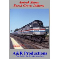 A Visit to Beech Grove - Amtrak\s Shops