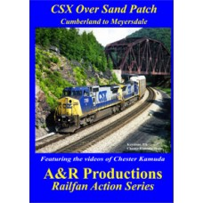 CSX Over Sand Patch- Cumberland to Meyersdale