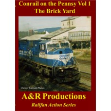 Conrail on the Pennsy Vol 1- The Brick Yard