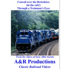 Conrail over the Berkshires- Through a Trainman\s Eyes