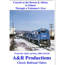 Conrail's Boston and Albany- in Palmer- Through a Trainman\s Eyes