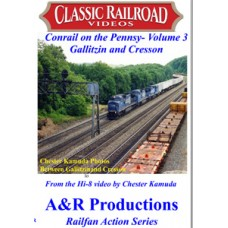 Conrail on the Pennsy Volume 3 Gallitzin