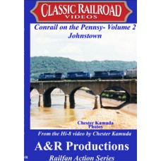 Conrail on the Pennsy Volume 2- Johnstown