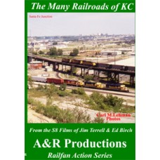 The Many Railroads of Kansas City
