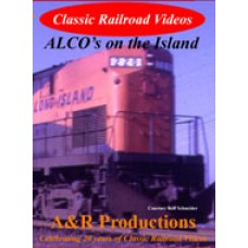 ALCOs on the Island - The Long Island RR