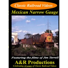 Mexican Narrow Gauge