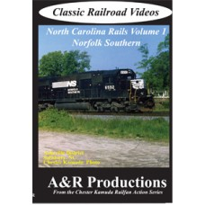 North Carolina Rails Volume 1