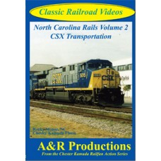 North Carolina Rails Volume 2