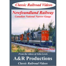 Newfoundland Railway Canadian National Narroe Gauge