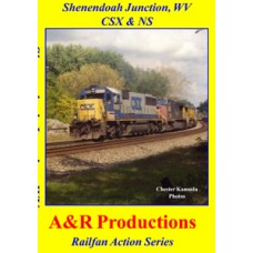 Shenandoah Junction- CSX and NS