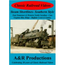 Steam shortlines- Southern Style