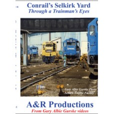 Conrail's Selkirk Yard- Through a Trainman\s Eyes