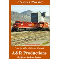 CN and CP in BC