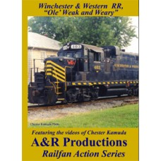 Winchester and Western RR